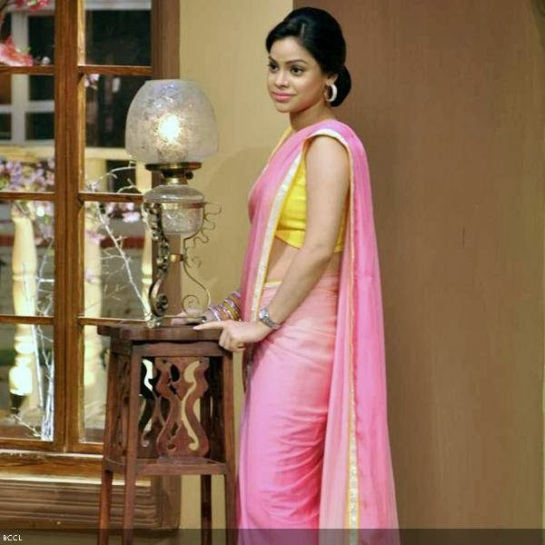 Sumona-Chakravarti-TV-Comedy-Nights-Kapil