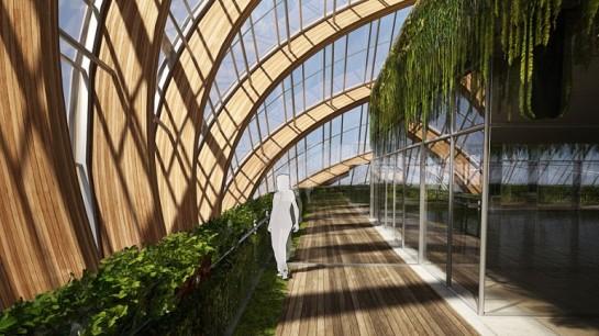 Ark-Hotel-Internal-Garden