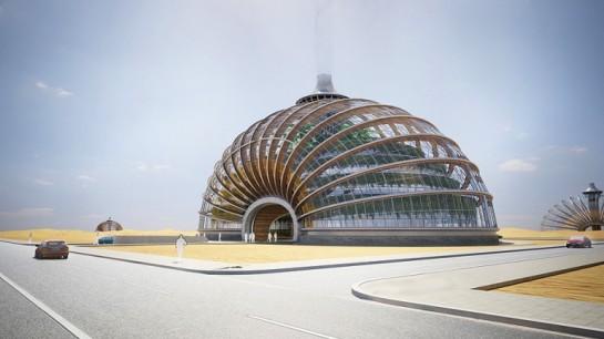 Ark-Hotel-Shell-Design