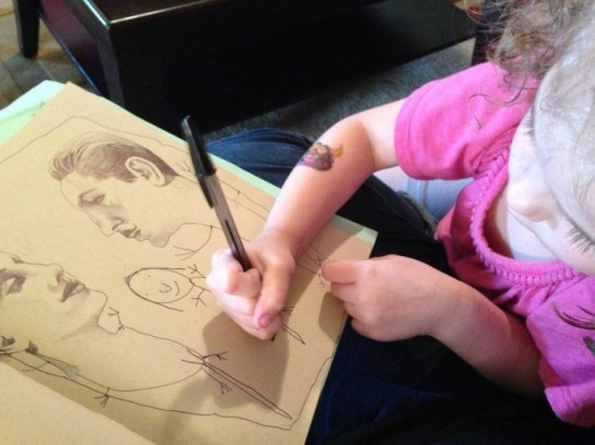 See-What-Happens-When-Artistic-Mom-Lets-Her-4yo-Kid-Finish-Her-Drawings-03